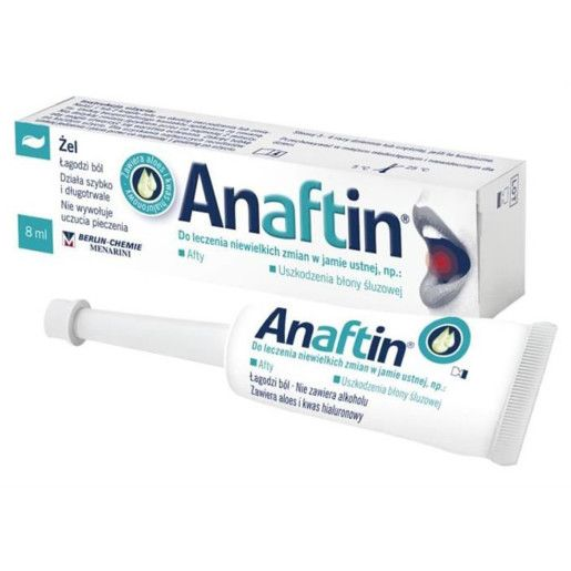 Anaftin Gel 8 ml