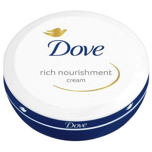 Dove Rich Nourishment Crema de Corp si de maini, 75 ml