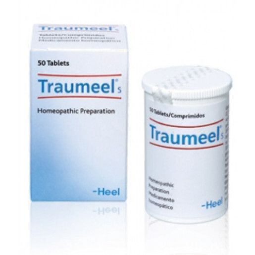 Traumeel S x 50 cps