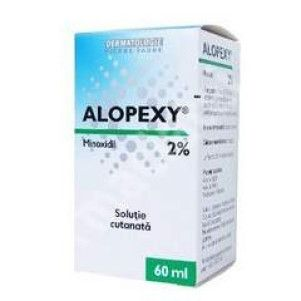 Alopexy 2%, 60 ml, Pierre Fabre