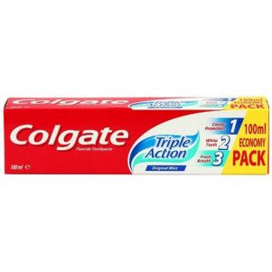 Colgate,Pasta de dinti Triple Action, 100ml