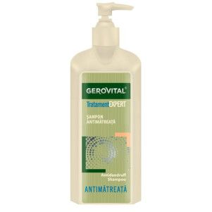 Gerovital Tratament Expert-Sampon antimatreata x 400 ml