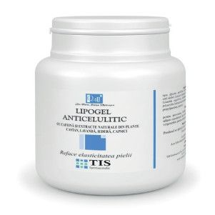 LIPOGEL anticelulitic x 500ML TIS
