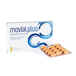 Movial Plus, 28 capsule, Actafarma