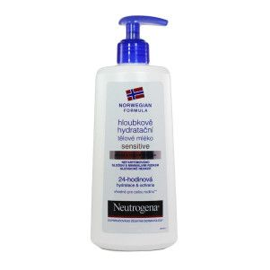 Neutrogena Lotiune de corp cu pompa, Sensitive x 250 ml
