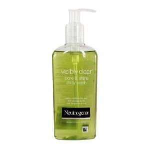 Neutrogena Gel de curatare fata cu pompa x  200 ml Visibly Clear