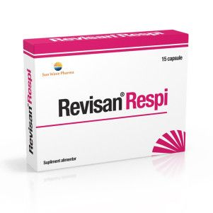 Revisan Respi, 15 capsule, Sun Wave Pharma