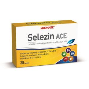 Selezin ACE, 30 tablete, Walmark