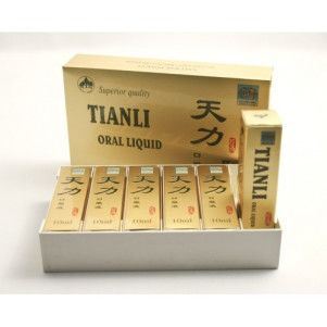 Natural Potent Tianli 6 fiole