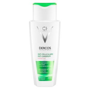 Vichy Dercos Sampon-tratament antimatreata pentru scalp sensibil x 200 ml