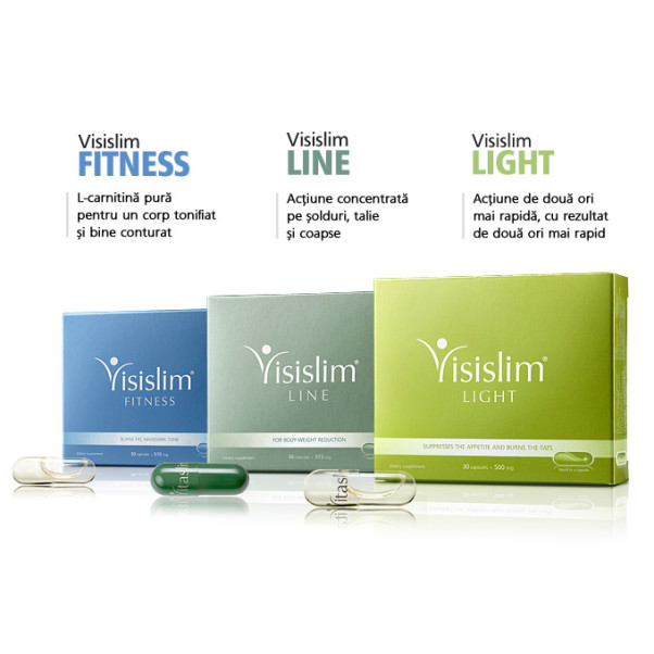 Visislim Line/Fitness/Light